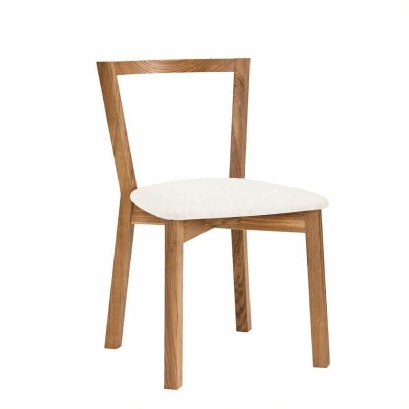 Cee ruokapöydän tuoli, tammea, moderni sisustus, Woodman, happyhomestore.fi