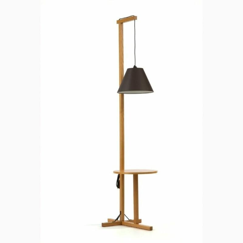 Floor Lamp, lattiavalaisin, Woodman.
