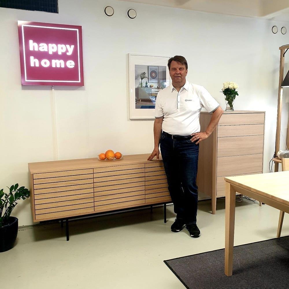 Petri Pajumäki, Woodman, happyhomestore.fi